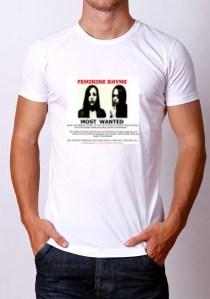 Feminine Rhyme T -Shirt